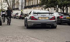 Black Series (Photocutout) Tags: mercedes amg sl blackseries cars supercars sportscars photocutout london knightsbridge