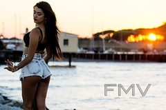 FMVAgency_Eliona_6325 (FMVAgency) Tags: nikon babe portrait girl woman people beautiful sexy model fmv persone mare sea tramonto allaperto profondità di campo ritratto chica fille mädchen mujer femme frau porträt retrato portre bella