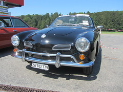 VW Karmann Ghia Convertible, Typ 14 (v8dub) Tags: vw karmann ghia convertible typ 14 type cabrio cabriolet volkswagen pkw voiture car wagen worldcars auto automobile automotive aircooled old oldtimer oldcar klassik classic collector
