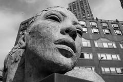 Morphous (FourteenSixty) Tags: morphous unionsquare newyork nyc sculpture art blackwhitephotos monochrome leica leicasl manhattan lionelsmit