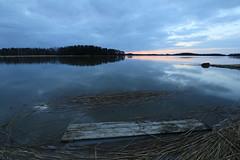 2272 (Mikael Laaksonen Photography) Tags: sea water dawn finland porvoo tolkkinen