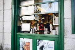 / madrid / (aubreyrose) Tags: espana explore food madrid plazamayor restaurant spain travel wanderlust