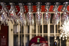 Edin's Natural Kitchen (roderick smith) Tags: canon eos6d ef85mmf18 edinsnaturalkitchen goosegate nottingham bar wineglass