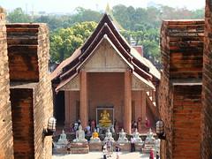 Wat Yai Chaimongkhon Temple (stardex) Tags: ayutthaya thailand unesco heritage temple buddhist buddha religion culture building architecture watyaichaimongkhon