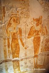 Goddess Nut (konde) Tags: mayaandmerit tomb 18thdynasty mayaandmeryt newkingdom saqqara ancient nut hieroglyphs goddess osiris relief art wassceptre