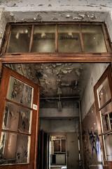 operations abteilung (Urban Tomb Raider) Tags: urbex urbanexploration decay abandoned abandonedhospital abandonedlungsanatorium urbandecay beautyofdecay urbexgermany canoneosm
