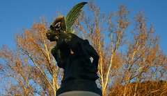 Ángel Caído. El Retiro. Madrid (Carlos Viñas-Valle) Tags: angelcaido ricardobellver elretiro