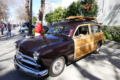 1949 Ford Woodie (bballchico) Tags: 1949 ford stationwagon woody woodie mikeherring grandnationalroadstershow gnrs2017 carshow surfwagon
