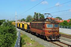 Springtime Works (Krali Mirko) Tags: bdz cargo train electric hopper locomotive skoda 64e1 43514 katunitsa bulgaria railway railroad transport бдж влак локомотив катуница българия