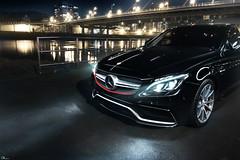 Mercedes C63 AMG (C.C.Chien) Tags: auto car supercar automotive photo photography light lighting lightpainting mercedes mercedesbenz benz amg c63 c63s night canon eosm