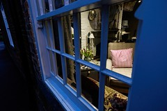 Great Glen - Indoor Spring (pvizdal_photo) Tags: village greatglen leicester eveninglight street streetphoto