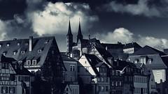 my town (Steffi-Helene) Tags: bamberg unescoworldheritage cities bavaria bayern deutschland germany europe photoscape streetphotography