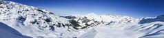 la crête du jour (Yograf) Tags: montagne montblanc ski rando freeride freeski freerando frenchalps savoie arèches beaufort