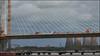 Cables, Mersey Gateway, Runcorn (steeedm) Tags: runcorn mersey merseygateway bridge suspensionbridge construction engineering crane river wiggisland