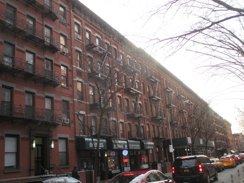 Best Buildings In Hells Kitchen