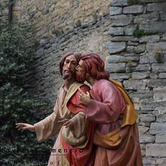 El beso de Judas (Javier Colmenero) Tags: araba nikkor18105mm nikon nikond7200 semanasanta vitoriagasteiz procesion euskadi españa es
