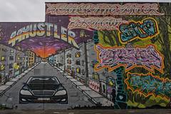 Streetart - Mauerprojekt