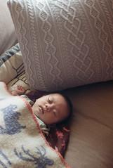 My sweet baby (otonasoto) Tags: baby leica m8 summarit sleeping zzz