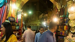 Inside the Badistan gate of Khan El-Khalili (Kodak Agfa) Tags: egypt markets market khanalkhalili khanelkhalili africa northafrica mideast middleeast nex5 sonynex places cities cairo islamiccairo egyptian thisiscairo thisisegypt tourism travel مصر القاهرة القاهرةالاسلامية خانالخليلى سوق ramadan ramadan2016