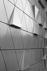 ripples (Weaver_23ph) Tags: 35mm analog film abstract werra tessar triangle pyramid architecture wrocław convergence mathematics shadow zigzag pattern geometry geometric line