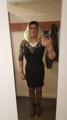 Candygirls - 11/4/17 (Bede Cede) Tags: cd crossdress crossdresser tv transvestite lbd heels gio strappy stockings