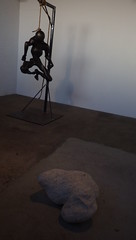 My Impressions of The Noguchi Museum NYC # 53 (catchesthelight) Tags: noguchi thenoguchimuseumnyc stone sculptures metal