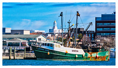 Jenna Lee (Timothy Valentine) Tags: 0417 2017 fishing large boat clichésaturday 169 barnstable massachusetts unitedstates us hyannis