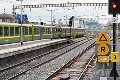 GRAND CANAL TRAIN STATION AND NEARBY [VIEWS FROM THE STATION - APRIL 2017]-127300 (infomatique) Tags: google facebook twitter linkedin airbnb grandcanaldock trainstation railwaystation dart trains publictransport streetsofdublin williammurphy infomatique fotonique