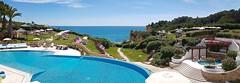 The stunning Vila Vita Parc resort on the Atlantic Coast (somabiswas) Tags: vilavitaparc resort algarve portugal atlantic ocean coast swimming pool gardens saariysqualitypictures