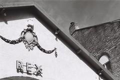 11 The Rex Cinema, Elland, W Yorks (I ♥ Minox) Tags: film 2017 om1 om1n olympus olympusom1 olympusom1n ilford fp4 ilfordfp4plus 125asa om1033 elland westyorkshire om1072
