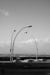 (TLV and more) Tags: gx85 monochrome blackandwhite pole
