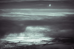 cloudscape X (*altglas*) Tags: cloudscape cloudscapes ir infrared infrarot clouds wolken monochrome