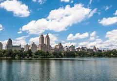 central park (massimiliano) Tags: centralpark newyork panorama clouds bilding manhattan newyorkcity urbanpark