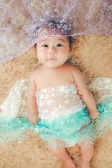 Attention! (AlexSSC) Tags: baby photography sydney indoor strobist flashlight studio setup