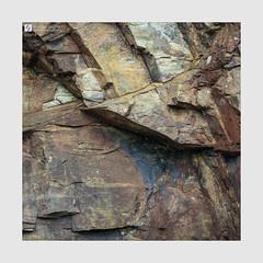 Slate II (Stuart Leche) Tags: detail landscape pembrokeshire rock slate stuartleche wales wwwstuartlechephotography