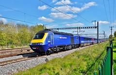 43152 (stavioni) Tags: fgw gwr hst first great western railway high speed train diesel trains rail class43 inter city intercity 125 power car 43152