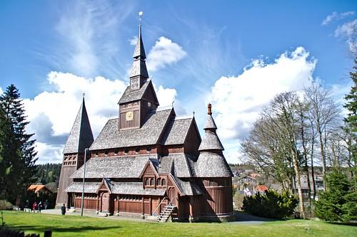 Gustav-Adolf-Stabkirche Hahnenklee