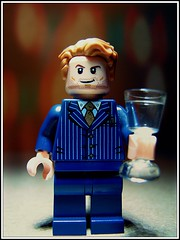 James Corden (LegoKlyph) Tags: lego custom james corden latelateshow late show british talk doctor who comedian person celebrity actor