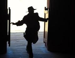 Western (isabeau bugelle) Tags: western cowboy saloon porte contraste