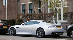 Aston Martin Virage 2012 (XBXG) Tags: gd742d aston martin virage 2012 astonmartin v12 coupé coupe dbs db9 schotersingel haarlem nederland holland netherlands paysbas british supercar super car auto automobile voiture sportive sportscar sports anglaise brits uk vehicle outdoor race