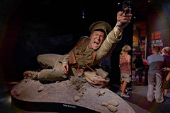"Ekspozycja ""Gallipoli"" w muzeum Te Papa 