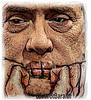 LABBRA CUCITE (edoardo.baraldi) Tags: berlusconi sutura labbra portofino