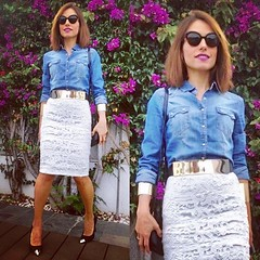 Me encanta la combinación denim+guipur, me parece ideal! A por el juernes 👏👏 Huele a puente 😜 #inspiracion #fashion #outfit #looksdeldia #instapic #instapic #instacool #instagood #instagram #instalike #ootd #outfits (elblogdemonica) Tags: ifttt instagram elblogdemonica fashion moda mystyle sportlook springlooks streetstyle trendy tendencias tagsforlike happy looks miestilo modaespañola outfits basicos blogdemoda details detalles shoes zapatos pulseras collar bolso bag pants pantalones shirt camiseta jacket chaqueta hat sombrero