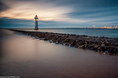 Perch Rock Lighthouse (10 of 12) (andyyoung37) Tags: merseyside newbrighton perchrocklighthouse seascape uk beach sunset thewirral