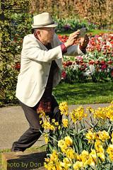 het-kiekje-uit-holland (Don Pedro de Carrion de los Condes !) Tags: donpedro d700 toerisme toeristen keueknhof tulpen bollen hordes bussen vol phone mobile fotomaken