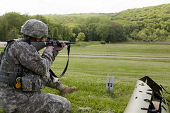 20130515-Z-AR422-166 (New York National Guard) Tags: army rifle guard competition national nationalguard shooting m16 qualification nyarng targets qualify colliton arng campsmith bestwarrior soldieroftheyear marskmanship