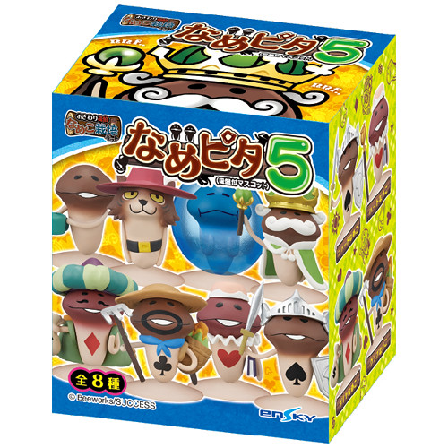 菇菇菇菇菇菇菇菇菇吸盤玩偶第五彈!(迴音~)
