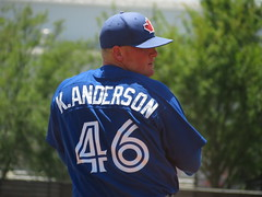 Kyle Anderson (BeGreen90) Tags: kissimmee torontobluejays kyleanderson osceolacountystadium extendedspringtraining