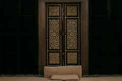 () (papeeeeeeee) Tags: door contrast decoration istanbul palace arab topkap