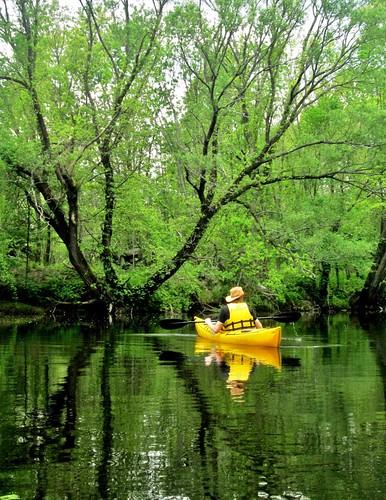 kayaking Rhode Island